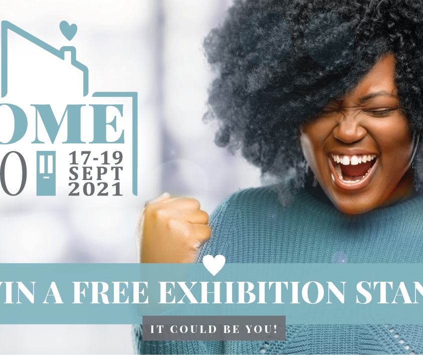 WIN A FREE EXHIBITION STAND